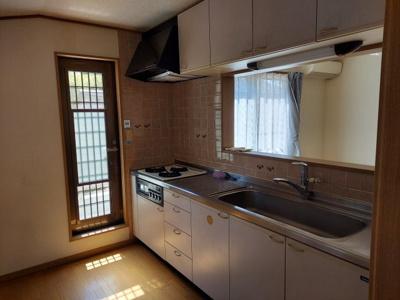 【キッチン】上ノ丸3丁目売戸建