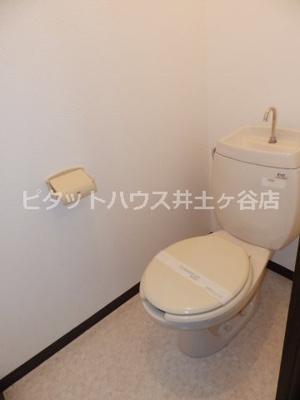 【トイレ】DWELL TAKEDA ドエル武田
