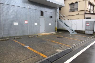 【駐車場】エフ・ティービル八王子