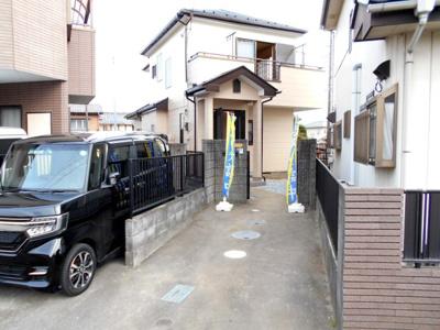 ・伊奈中央駅徒歩14分・駐車場1台・南向き・4LDKとワイドバルコニー・リフォーム済・住むだけ・