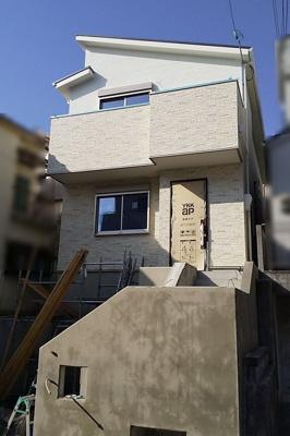 【外観】神戸市垂水区上高丸3丁目 新築戸建