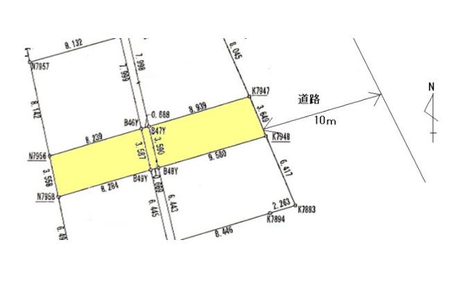 【土地図】南万々