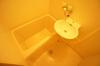 【浴室】レオパレスHYT Ⅱ