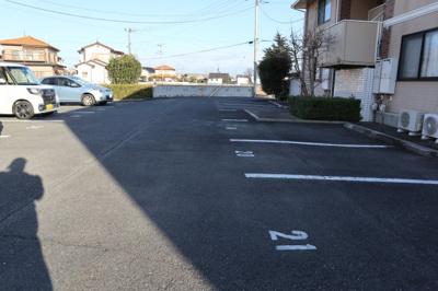 【駐車場】エステートヴィラC