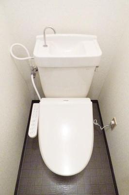 【トイレ】山手オックスフォード