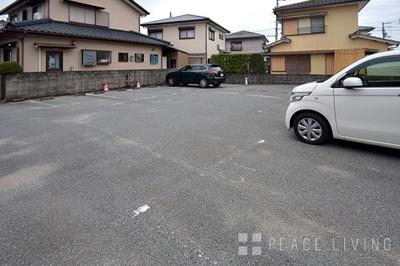 【駐車場】ハーブメゾン清美