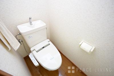 【トイレ】ハーブメゾン清美