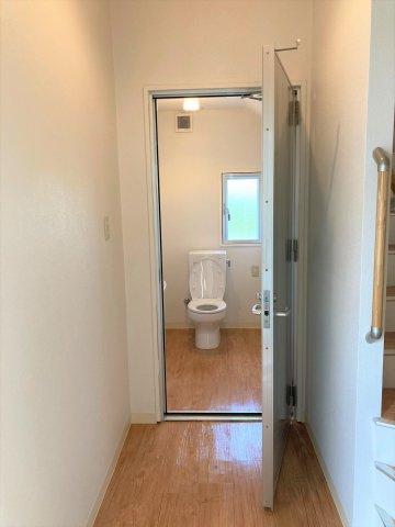 【トイレ】うるま市兼箇段 新築収益物件