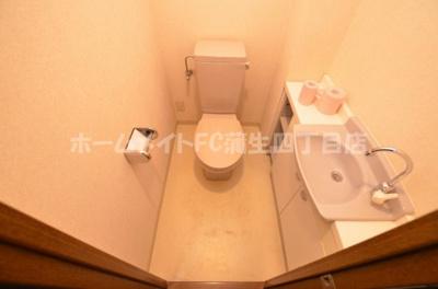 【トイレ】コートハウス
