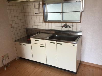 【キッチン】グランディ本江Ⅰ
