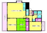 福岡市南区柳瀬1丁目のマンションの画像
