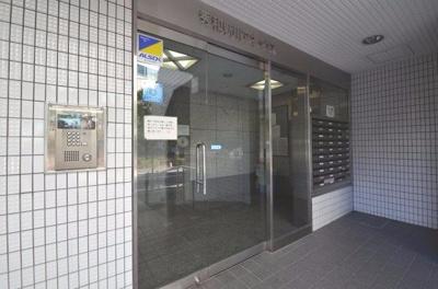 【エントランス】秀和新川アネックス