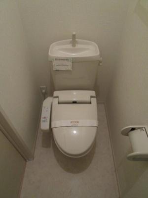 【トイレ】フェリッス関戸
