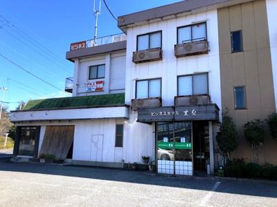 【外観】邑楽郡大泉町ホテル