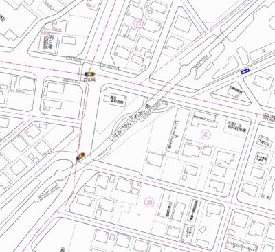【地図】邑楽郡大泉町ホテル