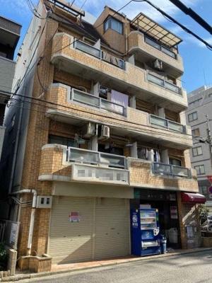 【外観】駅前商業立地!南海本線「堺」駅から2分!1階貸店舗 約10坪