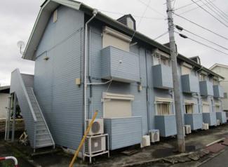 【外観】小田原市久野一棟アパート