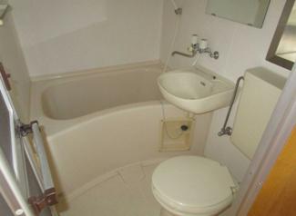 【浴室】小田原市久野一棟アパート