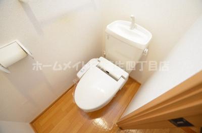 【トイレ】メゾンプロムナード