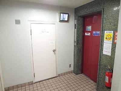 室内廊下です
