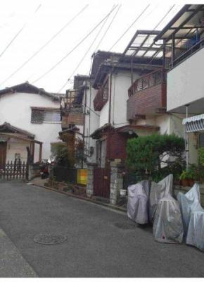 【外観】堺市東区南野田 中古戸建