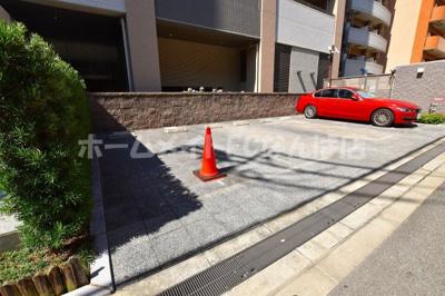 【駐車場】ファインフラッツ日本橋