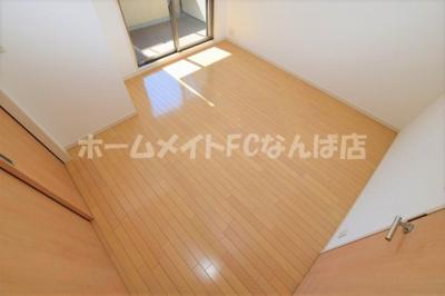 【寝室】ファインフラッツ日本橋