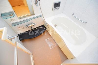 【浴室】ファインフラッツ日本橋