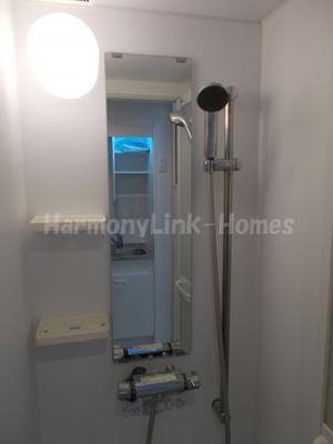 アークプレス神谷のシンプルで使いやすいシャワールームです☆