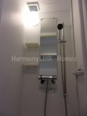 Villa Aube SHIMO17の日々の暮らしに欠かせないシャワールームです☆