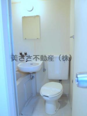 【トイレ】メゾン・ド・ノア狭間