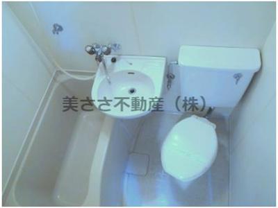 【浴室】メゾン・ド・ノア狭間