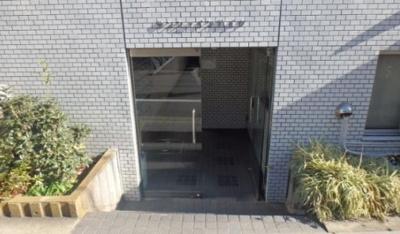 【エントランス】サンシャインハイツ