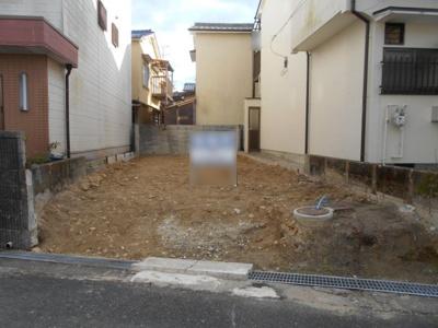 【外観】亀岡 大井町かすみヶ丘 建築条件無し売土地