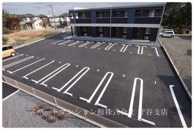 【駐車場】インフィールドA