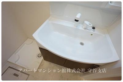 【洗面所】インフィールドA