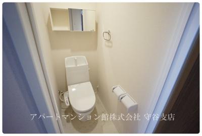 【トイレ】インフィールドA