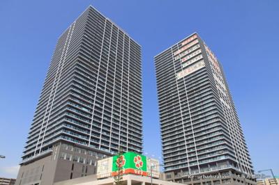 【外観】メガシティタワーズ・イースト