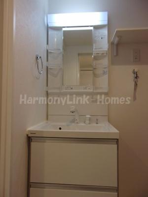 Maison Sourireの独立洗面台あり、毎朝おしゃれに忙しい女性の方におすすめです