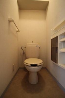 【トイレ】スプリング松野