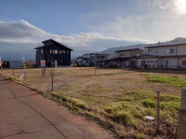 【土地図】米沢市矢来1丁目 分譲地区画①