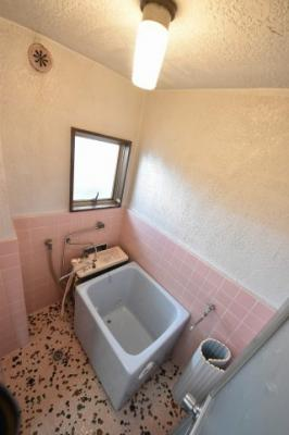 【浴室】コーポすぎもとⅠ
