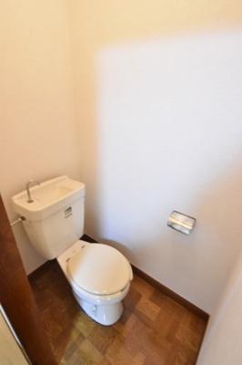 【トイレ】コーポすぎもとⅠ
