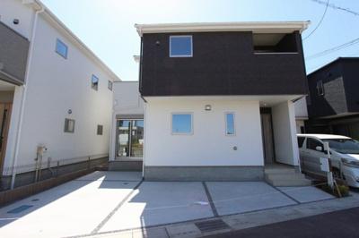 カースペースがあります:建物完成しました♪♪毎週末オープンハウス開催♪八潮新築ナビで検索♪