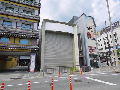 【外観】橋本店舗
