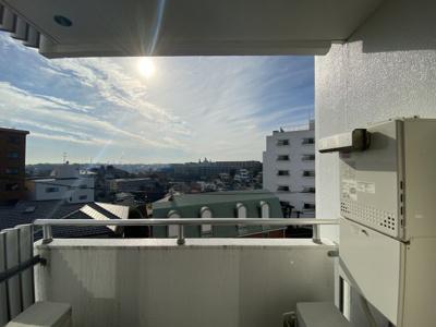 窓からの眺望