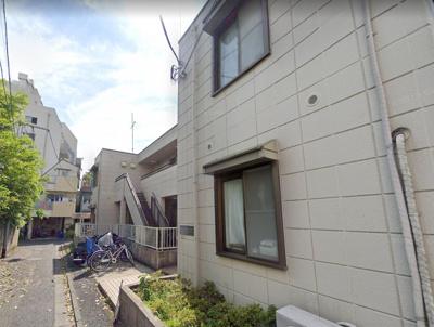 【外観】コマ・コーポ弐番館