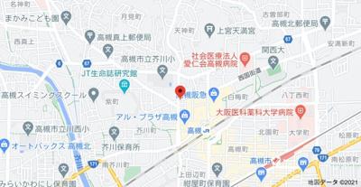 【地図】ノァズアーク (株)Roots