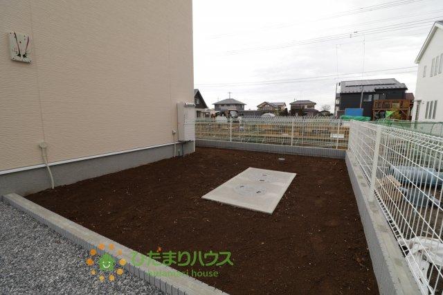 家庭菜園やガーデニングもお楽しみいただけるお庭付き!!