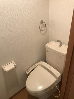 【トイレ】フィオーレ博多駅南